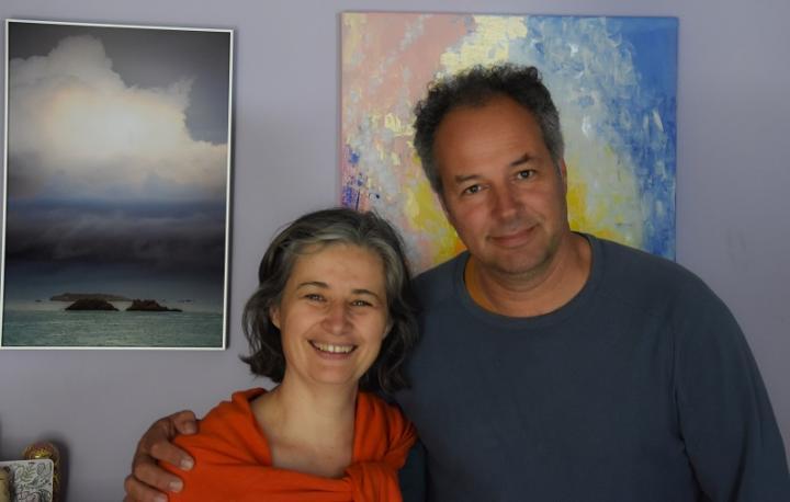 Sylvie et Valéry lamoure