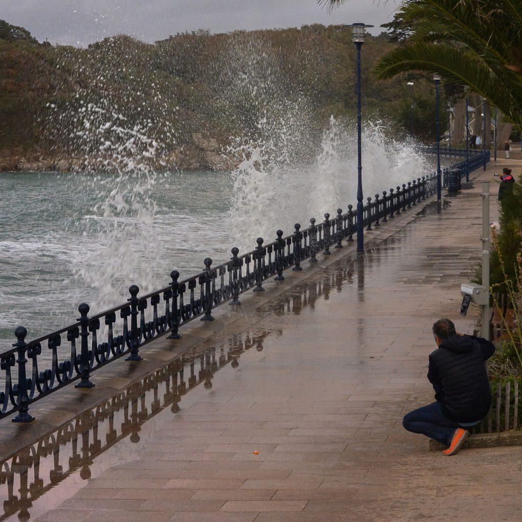 Prendre une vague en photo