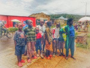enfants de Kigali