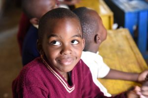 Enfant de Kigali